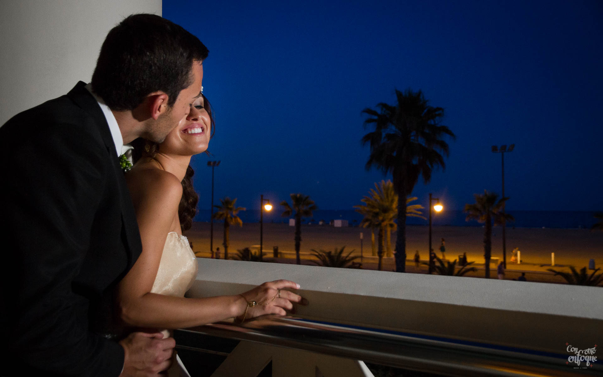 dudas sobre fotógrafos de bodas en Valencia. Hotel Las Arenas