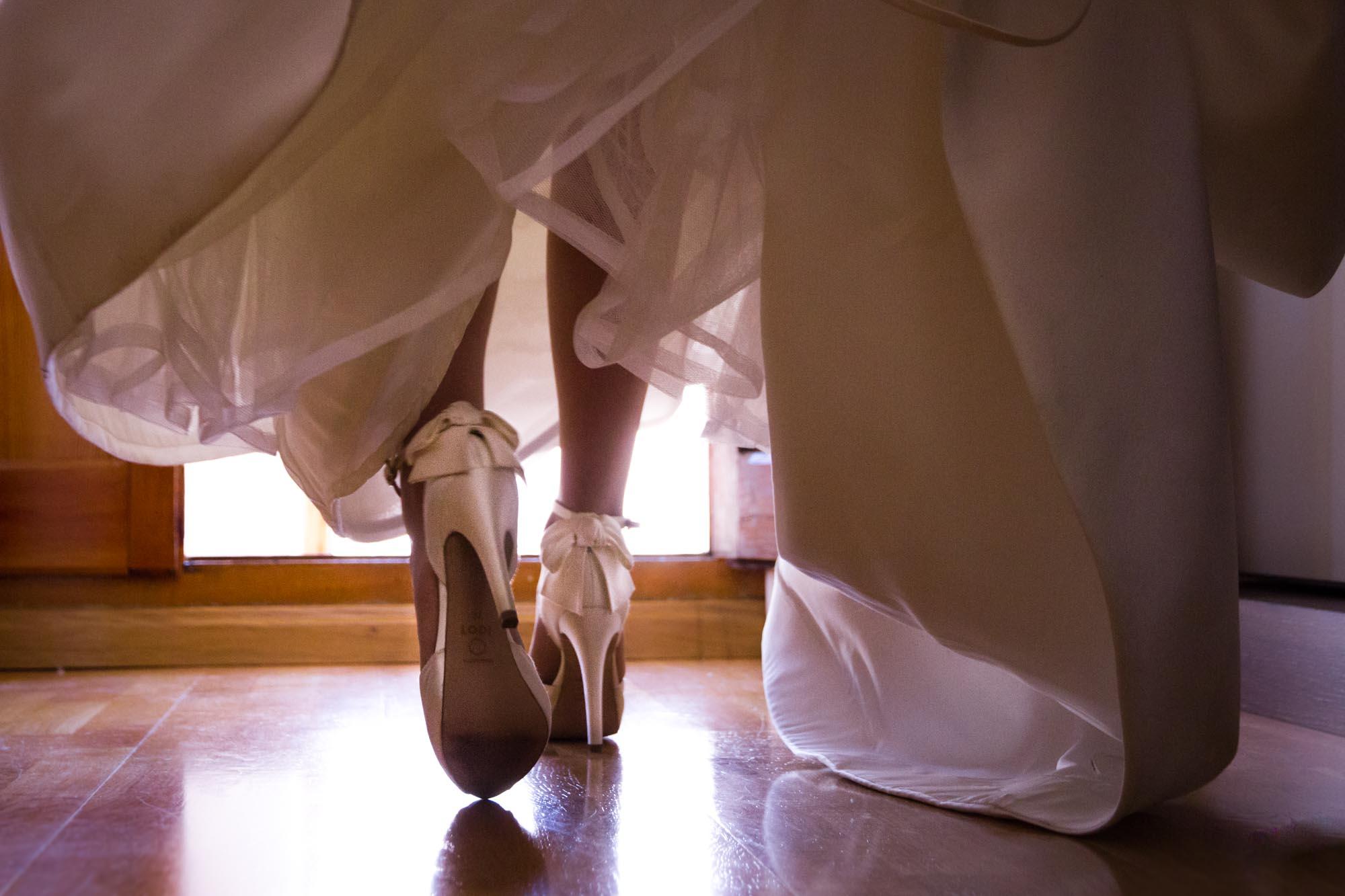 Fotógrafos de boda sin posados