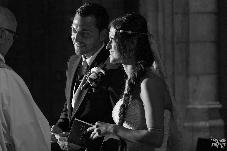 dudas sobre fotógrafos de boda en Valencia. Bodas en la iglesia de Santa Catalina de Valencia.