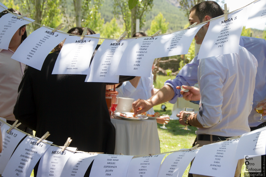 detalles y tu boda campestre country wedding boda aire libre. Naturaleza de Montalbán. Teruel. Spain