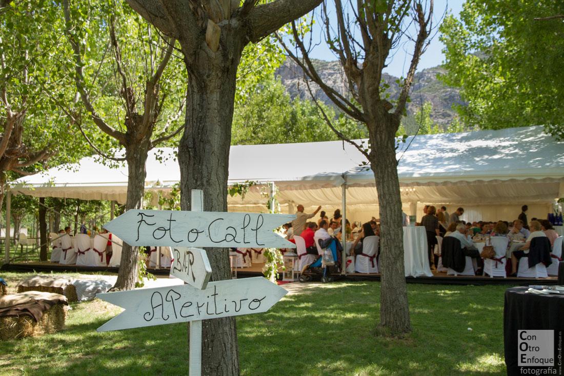 boda-campestre-chic-natural-aire libre-Montalbán-Teruel-