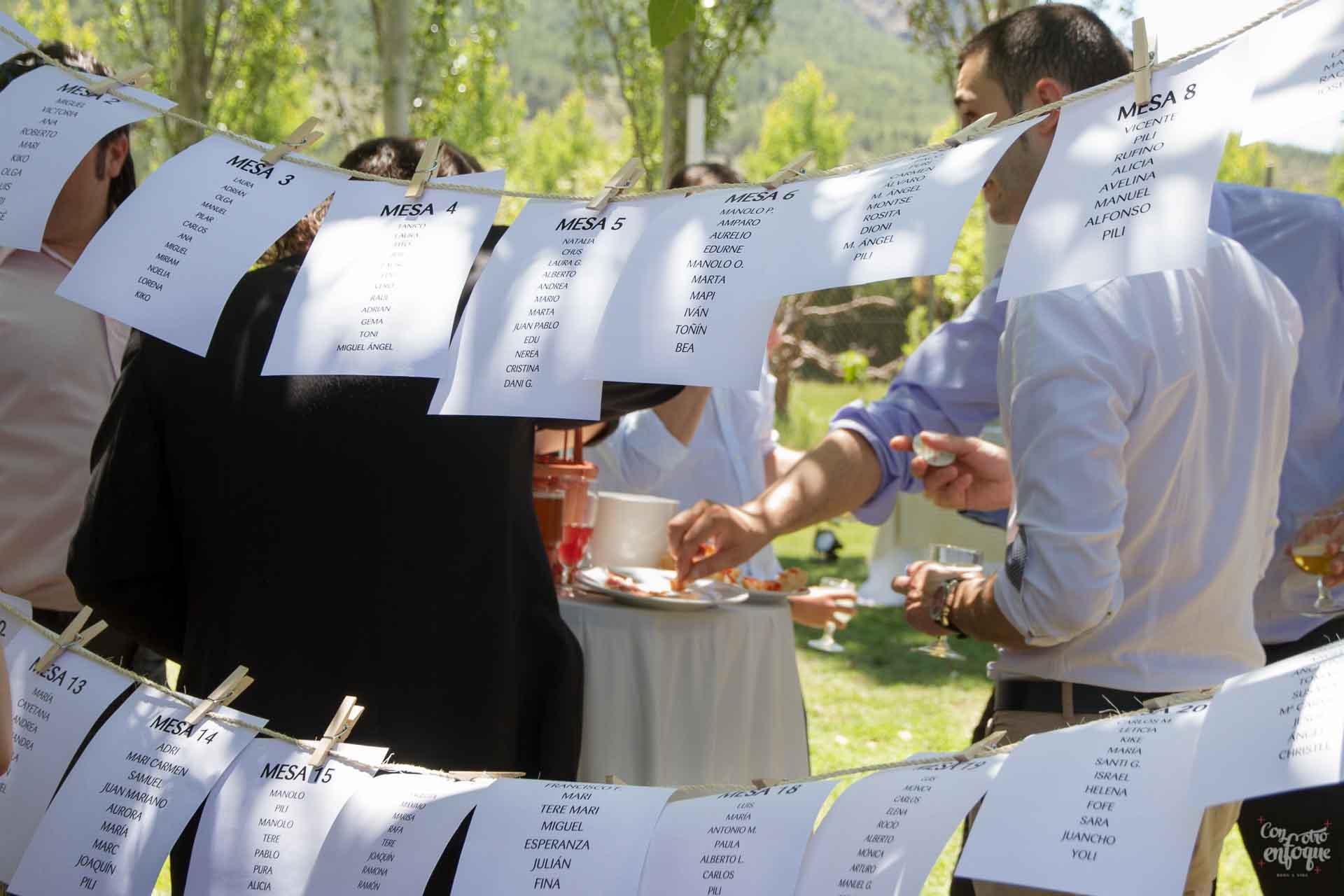 country wedding-boda campestre-boda aire libre-naturaleza-Montalbán-Teruel-Spain