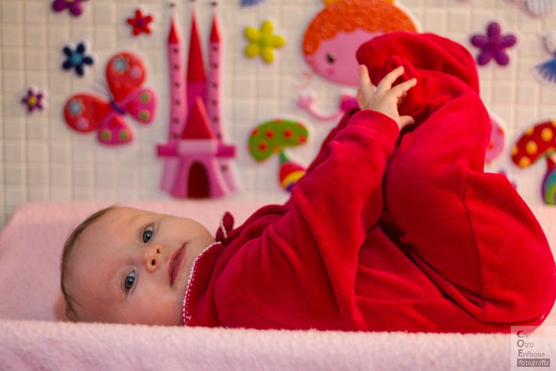 fotografía móvil foto infantil bebe