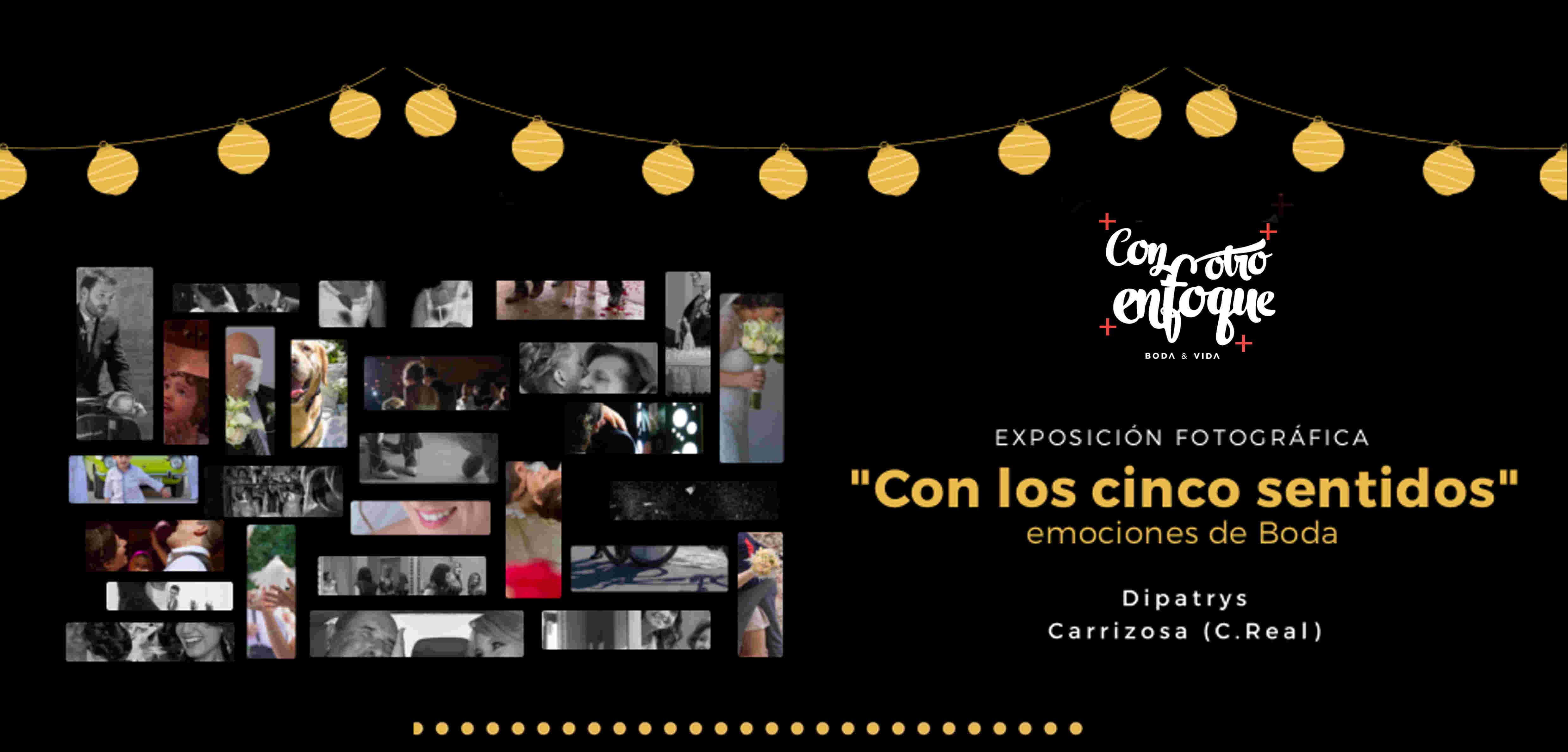 exposición fotográfica en Carrizosa, Ciudad Real