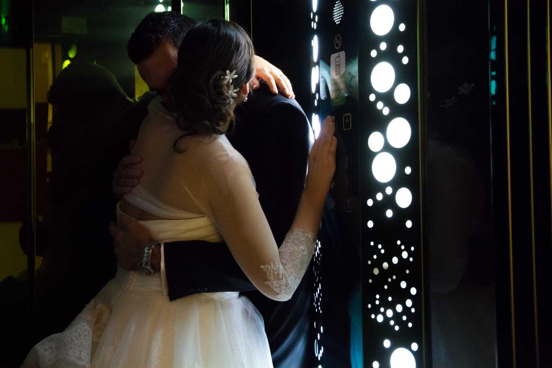 exposición fotografías de boda en Valencia
