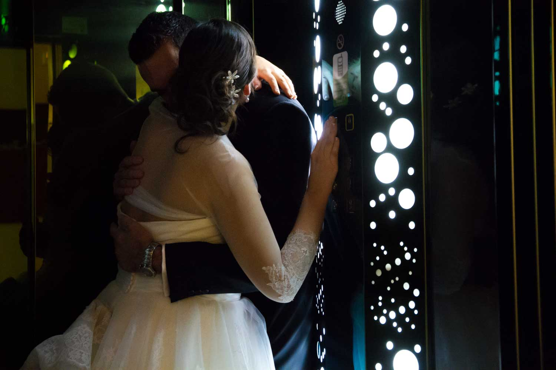 exposición fotografías de boda en San Patricio Valencia