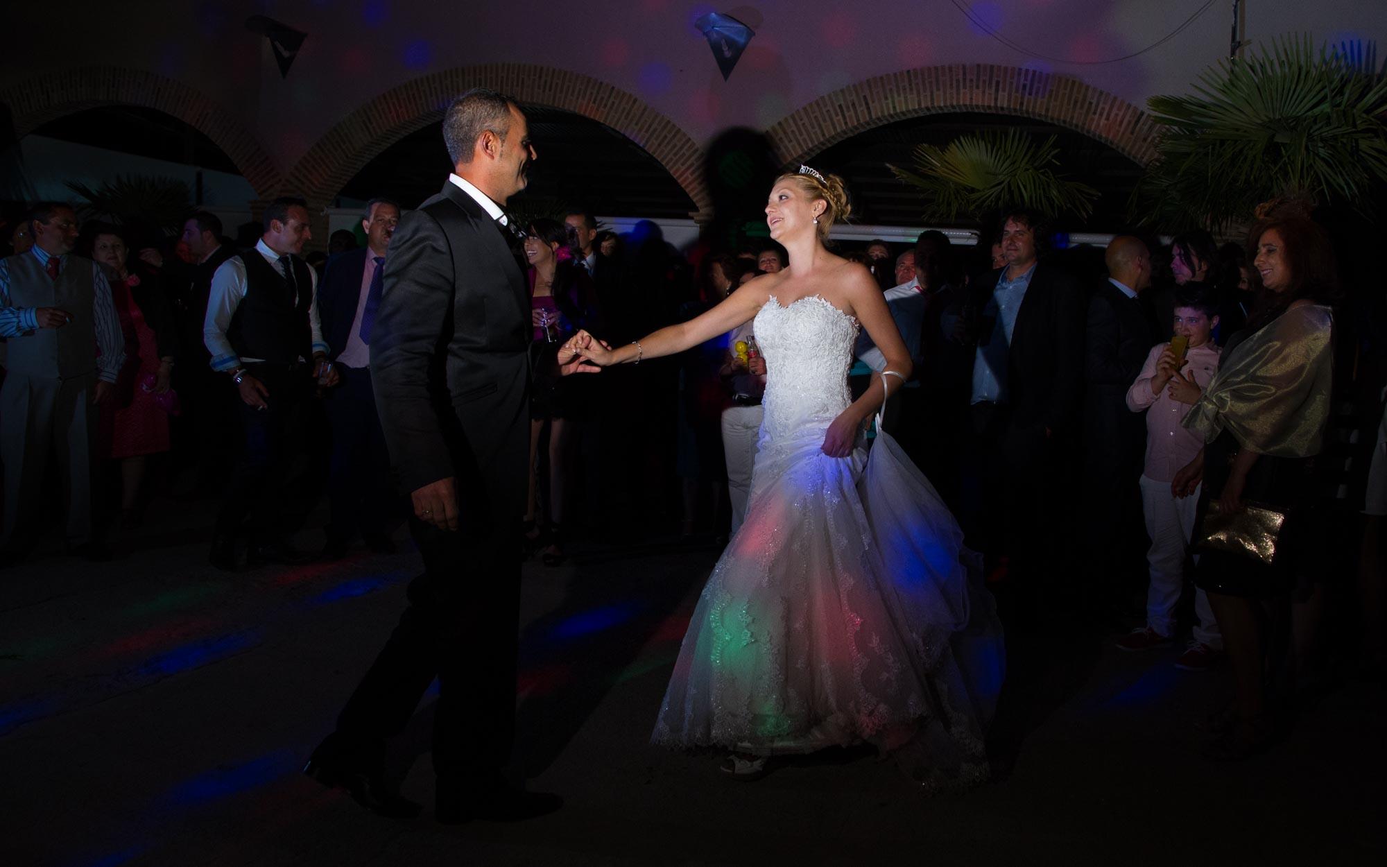 boda en Carrizosa Baile Fiesta Barra libre