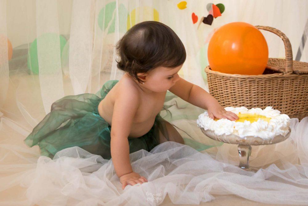 Smash Cake en Valencia para cumpleaños