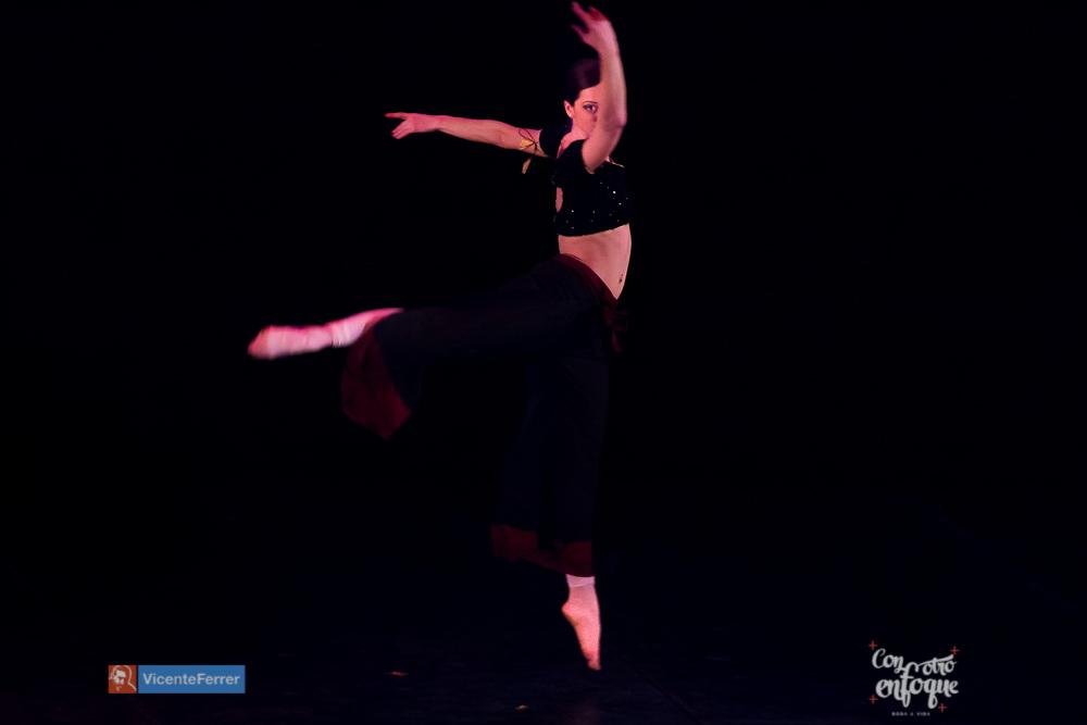 danza clásica Gala solidaria