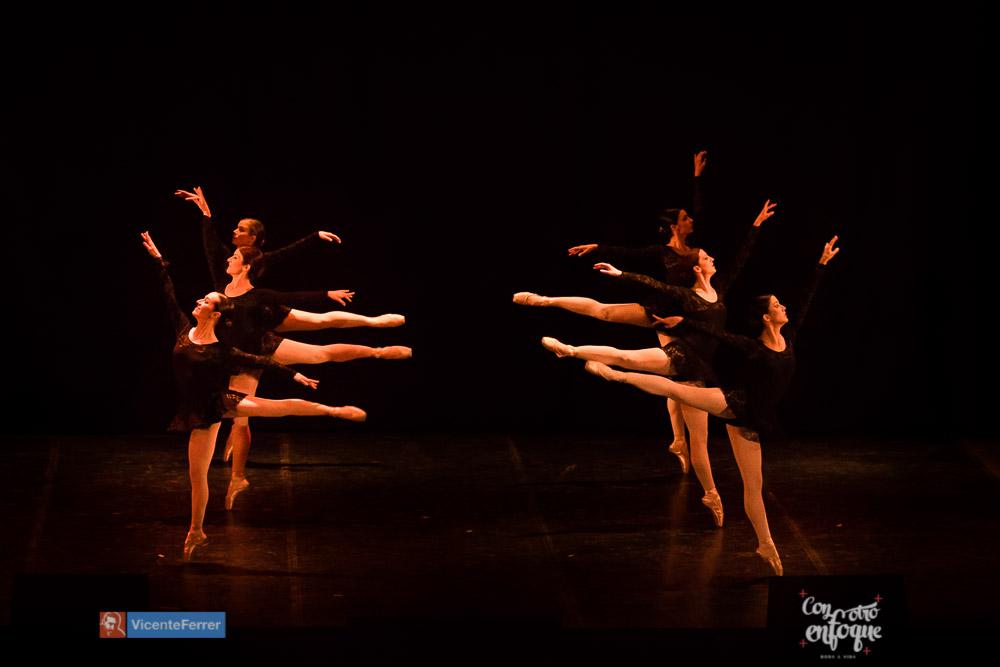 conjunto de ballet Daza Gala Solidaria