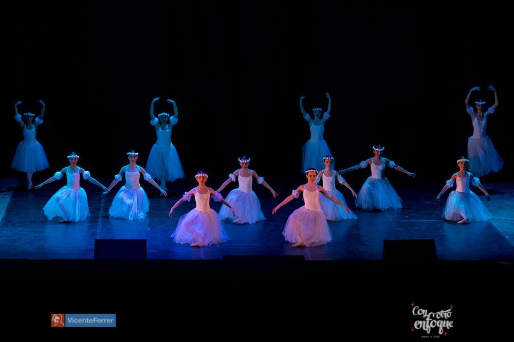 niñas ballet gala solidaria