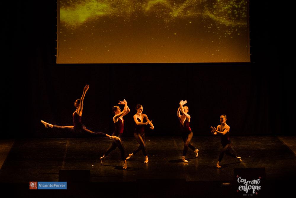 danza neocásica Gala Solidaria Fundación Vicente Ferrer