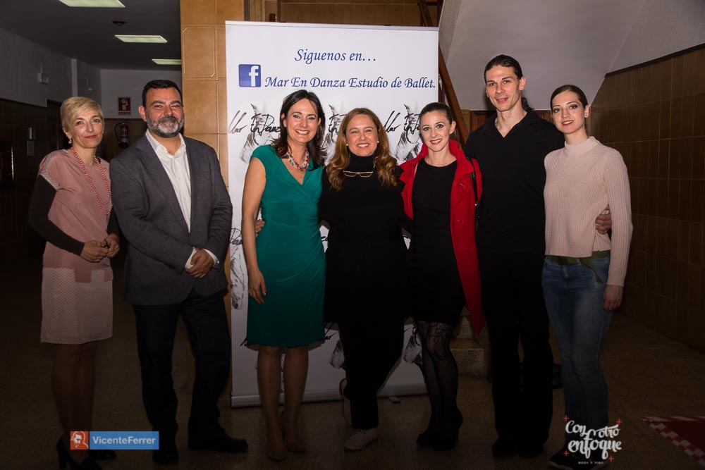 gala solidaria para la Fundación Vicente Ferrer en Valencia