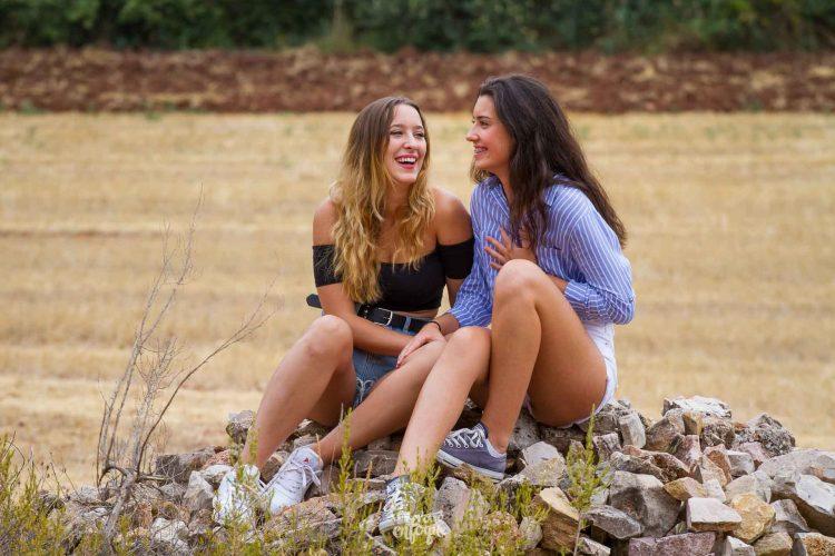 sesión de fotos cerca de Carrizosa, Ciudad Real