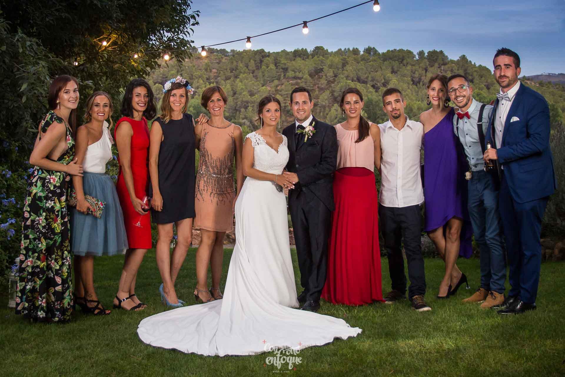 Invitada perfecta, invitado perfecto en la boda