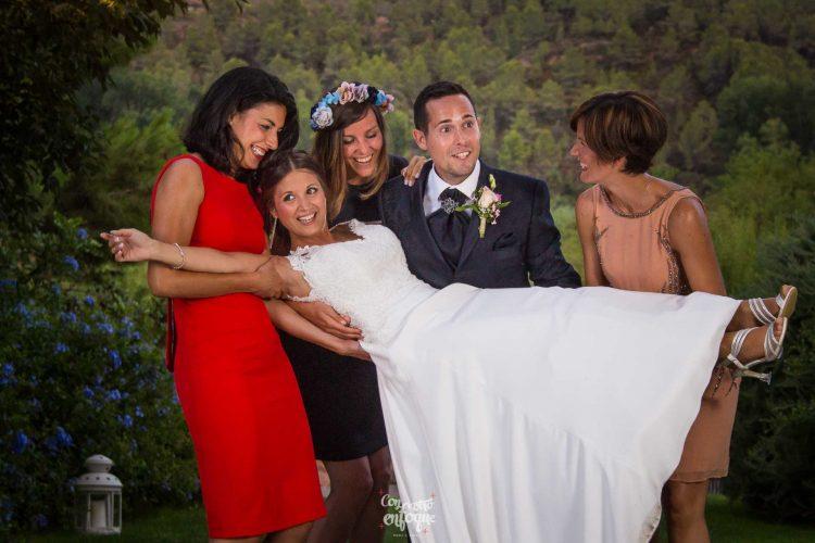 Invitada perfecta en la boda