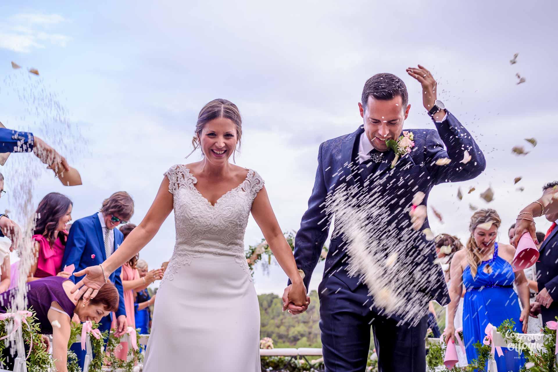 boda en alquería, boda en masía, boda al aire libre en Valencia
