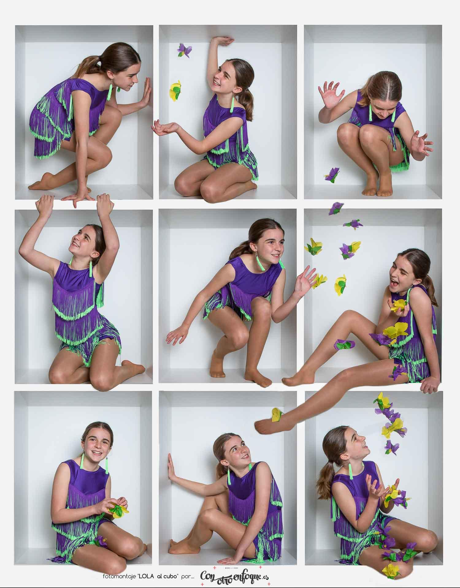 Fotografía divertida en Valencia fotografía infantil divertida y original