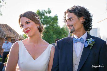 boda en club de golf escorpión de Bétera. Boda al atardecer